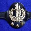 דרגת יד - רס''ר ( רב סמל ראשון ) עם 3 כוכבי ותק.