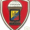 COLOMBIA 28th Air Transport Infantry Battalion 30th anniversary commemorative pocket badge, type 2 img12060