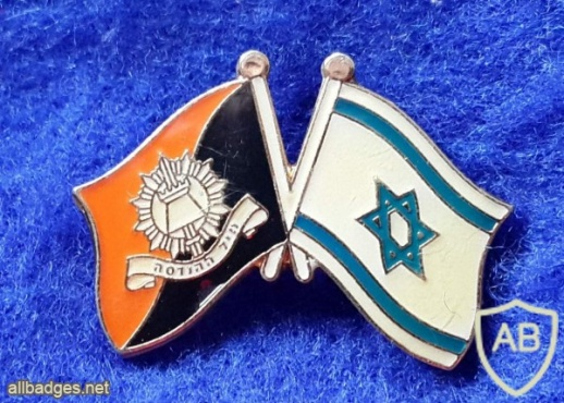 דגל ישראל ודגל חיל ההנדסה הקרבית img12181