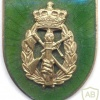 DENMARK Home Guard military service award badge, old