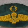 Indonesian Marine Corps Master Paratrooper wings - 200 Jumps, combat dress
