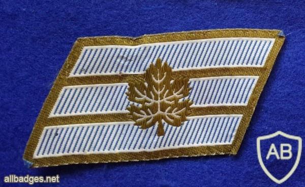 Samal rishon (Staff sergeant) Rank img12636