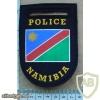 Namibian Police Force arm flash 3 img13660