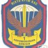 UKRAINE Army 1st Airmobile Division parachutist patch