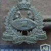 Royal New Zealand Armoured Corps cap badge