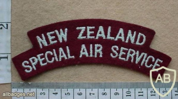 New Zealand Special Air Service shouder title, faked in the 1980's img14327