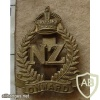 New Zealand Expeditionary Force cap badge