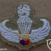 PHILIPPINES Army Parachutist jump wings, Master, type 3