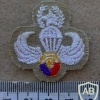PHILIPPINES Army Parachutist jump wings, Master, type 4