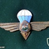 ROMANIA (Socialist Republic of) Air Force Parachutist wings, 3rd Class, 1965-1977 img15497