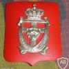 Battalion liberation (bataljon bevrijding) cap badge