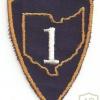 Ohio State Guard, 1st Regiment