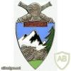 FRANCE 504th Tank Regiment, 12 Battalion pocket badge