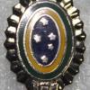 Brazil Army cap badge img20438
