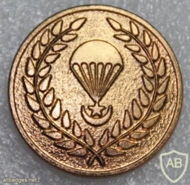 Mauritania Para Battalion cap badge img20537