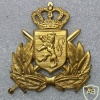 Cap Badge of the Luxembourg Army