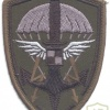 POLAND Reconnaissance Forces parachutist patch, subdued