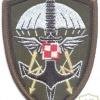 POLAND Reconnaissance Forces parachutist patch, dress