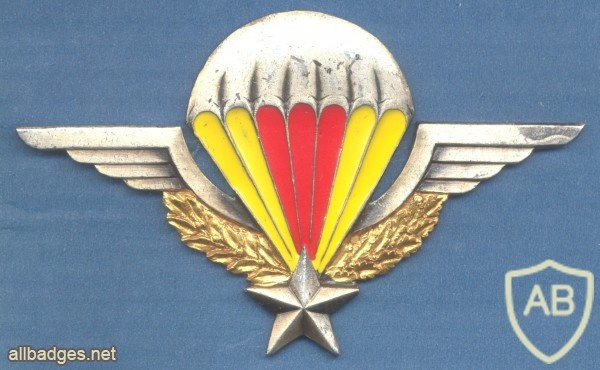 CENTRAL AFRICAN EMPIRE Parachutist Wings img20770