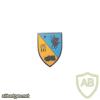FRANCE 10th Regiment Huntsmen of Africa pocket badge, type 1