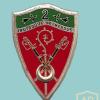 FRANCE 2nd Armour Regiment pocket badge