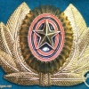 Russia Army cap badge img20969