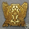 Sao Tome & Principe Army cap badge