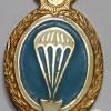 Uruguay 14th Paratrooper infantry Battalion beret badge img21390