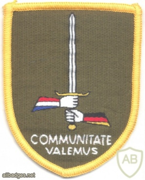 I. German/Dutch Corps - 1(GENL)Corps - patch, 1995 - now img21610