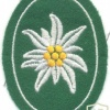 GERMANY Bundeswehr - Mountain Troops sleeve patch #2