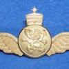 ETHIOPIA Air Force Pilot Wing badge, type 2