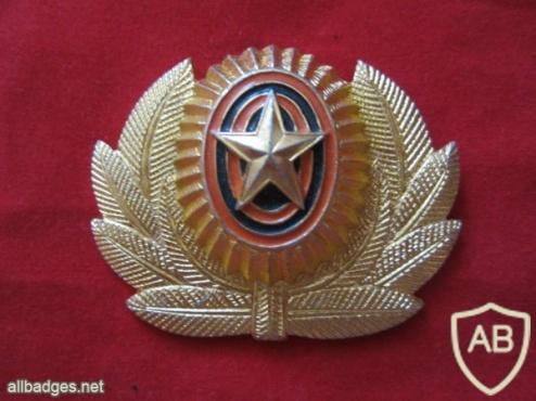 Russia Army cap badge img22749