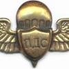 UKRAINE Parachute Assault Service (PDS) badge, bronze