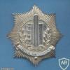 HOLLAND Netherlands Dutch Police cap badge, obsolete