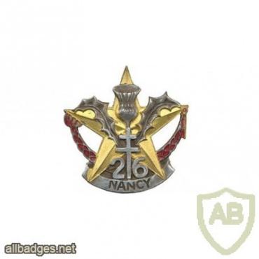 FRANCE 26th Infantry Regiment pocket badge, type 2 img24022