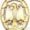 GERMANY Bundeswehr - Military Proficiency Badge - Class III Gold - 15 years