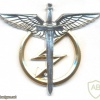 CZECH REP. Air Force Radio Operator qualification wings badge, current