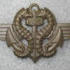 French Navy Combat Diver qualification badge