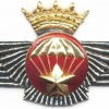 SPAIN Observer Parachutist wing, pre-1977