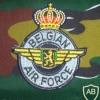 Belgian Air Force patch, unofficial