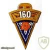 FRANCE 160th Infantry Fortress Regiment pocket badge