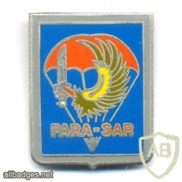 BRAZIL Air Force Airborne Rescue Squadron (Para-SAR) beret badge img25746