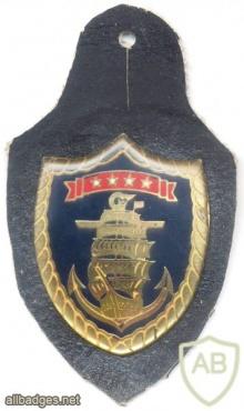 TURKEY Navy - Turkish Fleet Command pocket badge img26005
