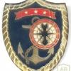 TURKEY Navy - Southern Sea Area Command pocket badge