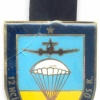 TURKEY Turkish Air Force 12th Air Transportation Main Base Command pocket badge