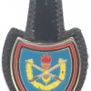 "TURKEY ""Kuleli"" Military Officer School pocket badge #2"
