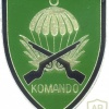 TURKEY Army Commando Parachutist pocket badge img26008