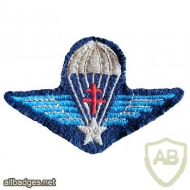 3e Bataillon de choc (Commandos de France), cloth img26201