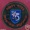 גדוד רומח- 75 מחלקת שלישות