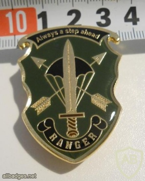 beret badge of Rangers img26700